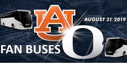 Advocare Classic Fan Buses - Join the Ride
