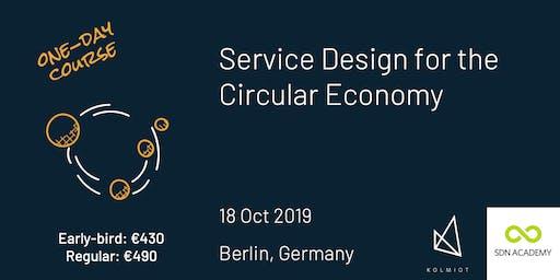 Service Design for the Circular Economy