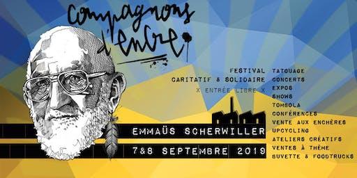 Festival Compagnons d'Encre