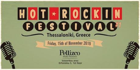 Hot Rockin Festival tickets