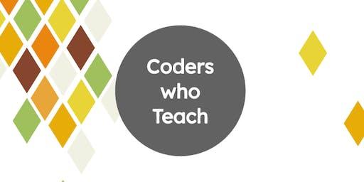 Coders Who Teach - Meetup #0