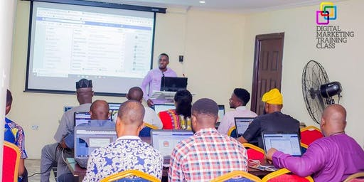 Digital Marketing Training Class (The 16th Edition)