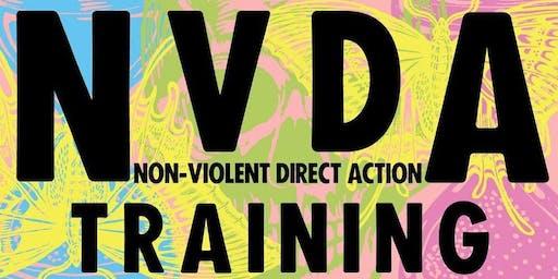 Non-Violent Direct Action Training - Southwark XR