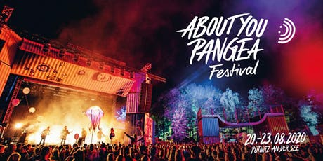 About You Pangea Festival 2020 Tickets