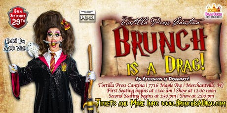 Brunch is a Drag - An Afternoon at Dragwarts! tickets