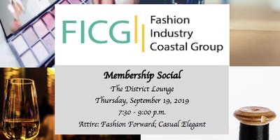 Fashion Membership Social at The District Lounge