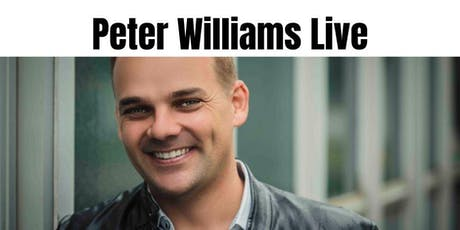 Peter Williams Medium Live tickets