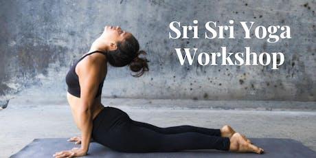 Sri Sri Yoga Workshop tickets