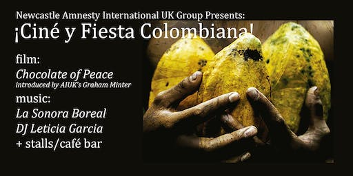 Newcastle AI Group Present: ¡Ciné y Fiesta Colombiana!