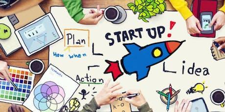 Startup Hoje ingressos