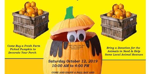 3rd Annual Pumpkin Patch  Vendor and Craft Show