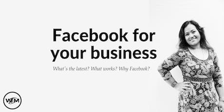 Making Facebook Work For Your Business tickets