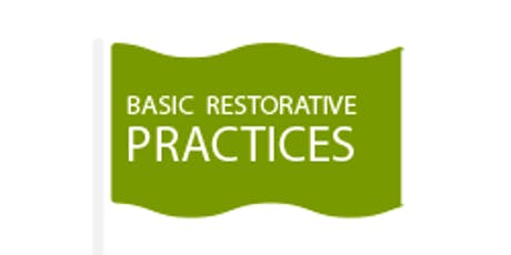 Introduction to Restorative Practices and Using Circles Effectively tickets