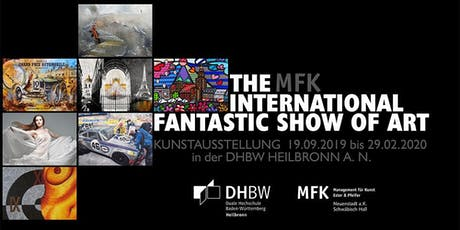 Vernissage - The MFK  International Fantastic Show of Art Tickets