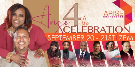 ARISE 4 the Celebration tickets