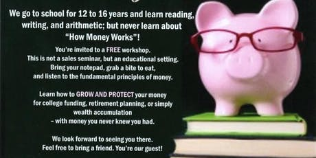 Money 101 - How Money Works tickets