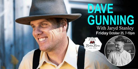 Dave Gunning at The Bates Barn tickets
