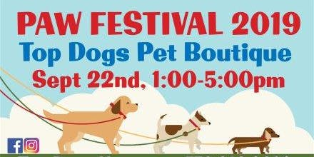 Top Dogs  Paw Festival in Kennesaw