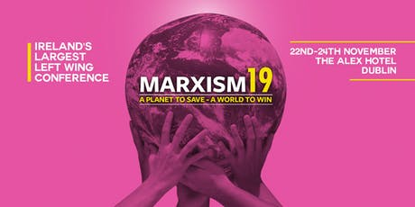 Marxism 2019 | A Planet to Save - A World to Win tickets