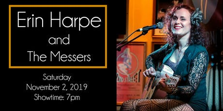 Erin Harpe & The Messers at The 443 tickets