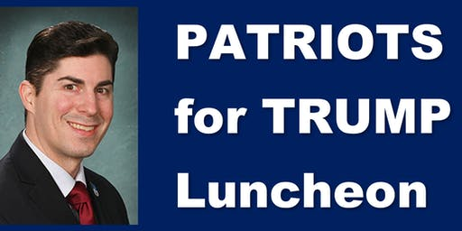 Patriots for Trump Luncheon