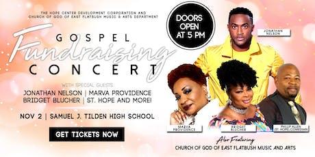 HCDC Gospel Fundraising Concert tickets