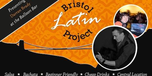 BLP Salsa & Bachata Party with Guest Darran Brady!