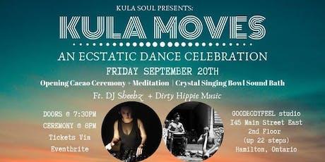 Kula Soul Presents: Kula Moves tickets