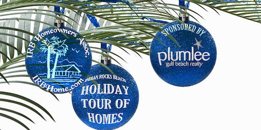 IRB Holiday Home Tour Advertising 2019