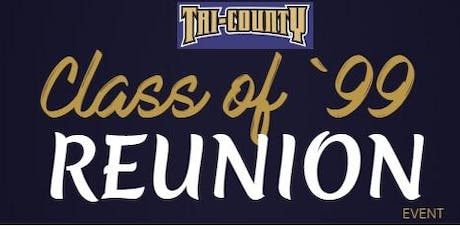 Class of 1999 20 Year Reunion tickets