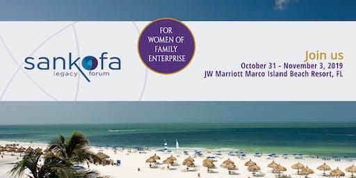 Women in Family Business - Sankofa Legacy Forum