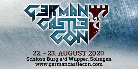 German Castle Con 2020 tickets