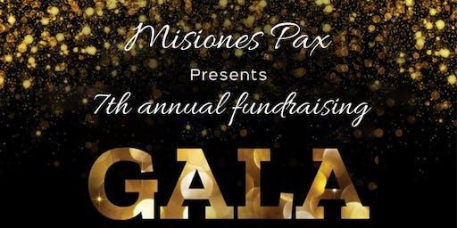 Misiones Pax 7th Annual Fundraising Gala