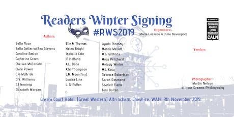 Readers Winter Signing 2019 tickets