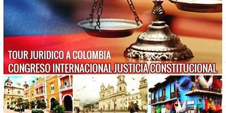 TOUR CONGRESO JUSTICIA CONSTITUCIONAL entradas