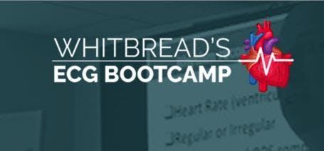 Mark Whitbread 12 Lead ECG  Advanced Bootcamp