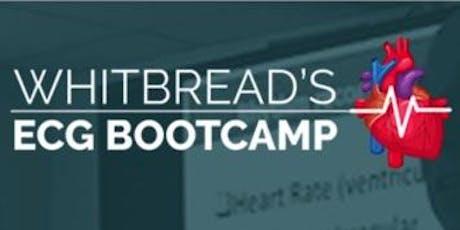 Mark Whitbread 12 Lead ECG  Advanced Bootcamp tickets