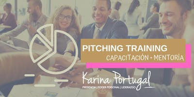Pitching Training + Mentoría