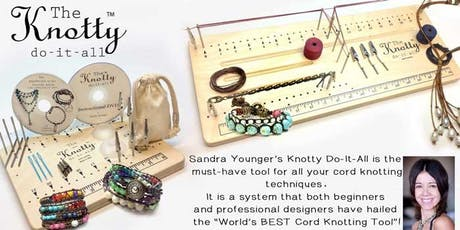 FREE Cording Demo with the Knotty Do-It-All Board tickets