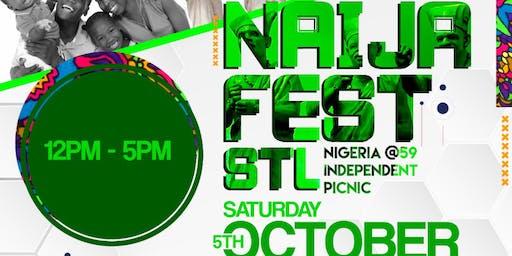 NAIJA FEST STL: Nigeria @ 59 Independent Picnic