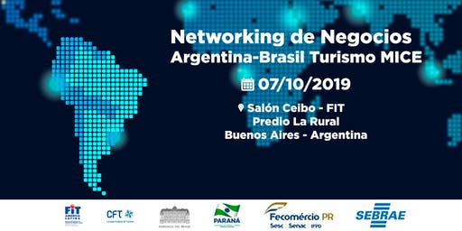 NETWORKING DE NEGOCIOS ARGENTINA BRASIL - TURISMO MICE