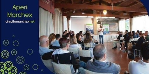 AperiMarchex e presentazione nuova piattaforma Ancona
