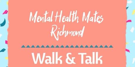 Mental Health Mates: Richmond Walk tickets
