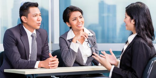 Advanced English: Job Interview Workshop (October 16th at 3:00 PM)