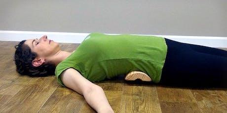 Wooden Pillow & Spine Work & Detox tickets