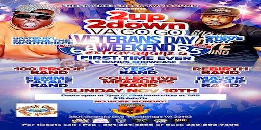 2 Up 2 Down VA  Go Go Exclusive Show