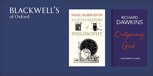 Philosophy in the Theatre - Nigel Warburton and Richard Dawkins