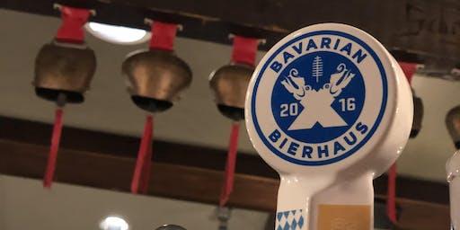 Yoga and Beer at Bavarian Bierhaus Oktoberfest!