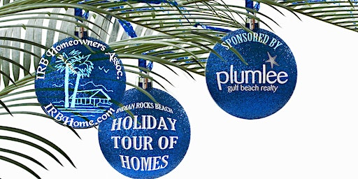 IRB Holiday Home Tour Tickets 2019