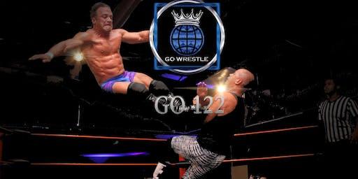 Go Wrestle 122 Friday Night Wrestling! Aug 30th 8PM - Daytona Beach